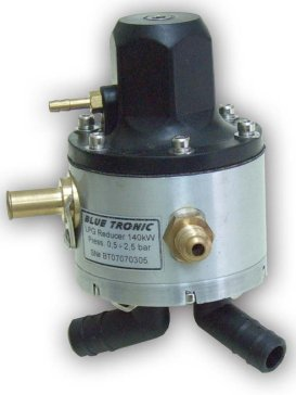 LPG/CNG fuel reducer BLUETRONIC